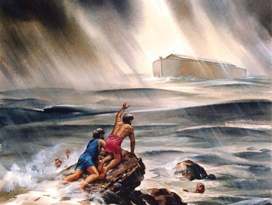 Resultado de imagen de diluvio